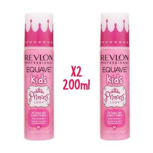 X2-Revlon-Equave-Kids-Princess-Look-Detangling-Leave-In-Conditioner-Spray-200ml
