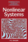 Nonlinear Systems by P. G. Drazin (Paperback, 1992)