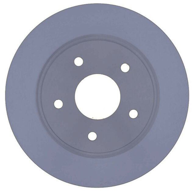 Disc Brake Rotor-Coated Rear ACDelco Advantage 18A2558AC
