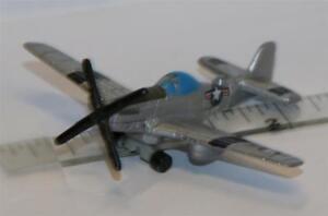 MICRO MACHINES Aircraft WW-II North American Aviation P-51 Mustang # 4