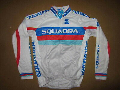 Squadra Long-Sleeve Jersey L, XL, XXL NEW Men/'s
