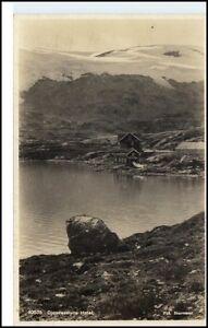 Geiranger-Djupvasshytta-Hotel-AK-Norge-Norway-Norwegen-Brevkort-Postcard-1925