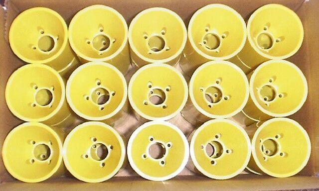 30 Piezas Rueda Trasera 2  - 50mm Dragster en Carretera Alfombra Pan