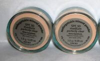 2 Lot Colorescience Pro Sunforgettable Loose Mineral Powder Med Perfectly Clear