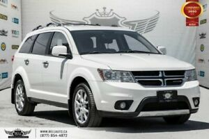 2016 Dodge Journey R/T, NO ACCIDENT, AWD, 7 PASS, REAR CAM, LEATHER