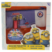 minions By Minions For Kids - 2 Pc Gift Set 1.02oz Spray, Purse on sale