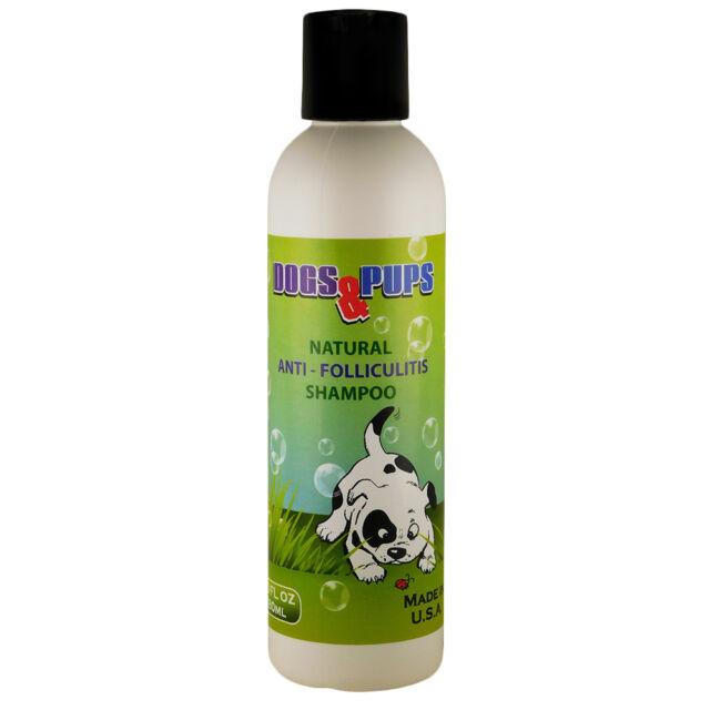 Medicated Shampoo Treatment Dog Folliculitis Hot Spots Dandruff 6 0 Oz