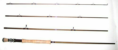 KUFA KFL9478 (3220) Ling Weight  8, 4 Section, Action Mf Fly Rods,