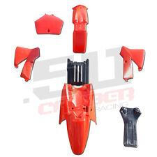 Replacement Plastics Kit KTM 50 cc Red SX Bike Jr Pro Lc Supermoto Mini Pit Bike