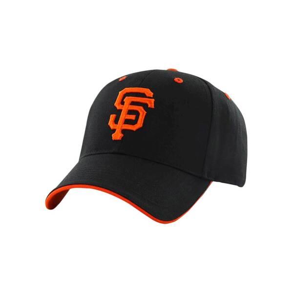 hot sale online fb14d 1f9b9 MLB - San Francisco Giants Fan Favorite Adjustable Hat   eBay