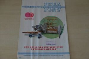 Efficace 200524) Fella-conjonctif Maher Poney-prospectus 1939-afficher Le Titre D'origine