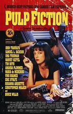 24X36Inch Art PULP FICTION Movie Poster Quentin Tarantino Bruce Willis P01