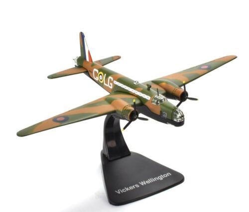 Vickers Wellington 1:144 Bombers Atlas WW2 AIRCRAFT MODEL PLANE B104