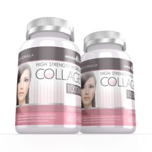 Hydrolysed-Collagen-High-Strength-1000mg-for-Hair-Skin-amp-Nails-120-Tablets