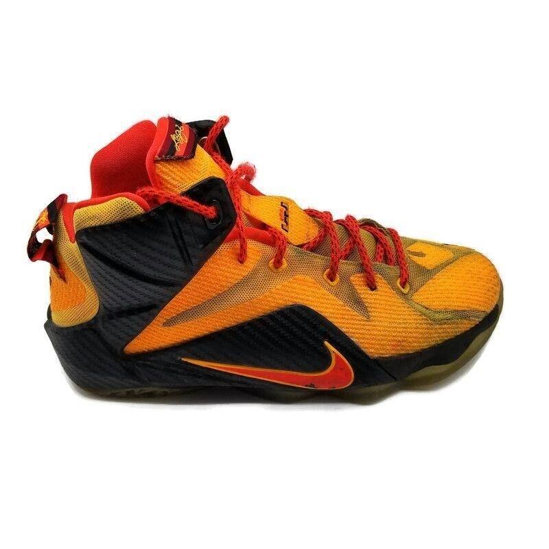 Nike Lebron 12 XII Size 5 Youth 5y