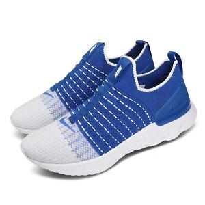 Nike-React-Phantom-Run-FK-2-Flyknit-Blue-White-Men-Running-Slip-On-CJ0277-400