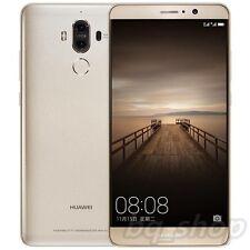 "Huawei Mate 9 Gold Dual SIM 64GB 5.9"" 4GB RAM 20MP Android Phone USA FREESHIP"