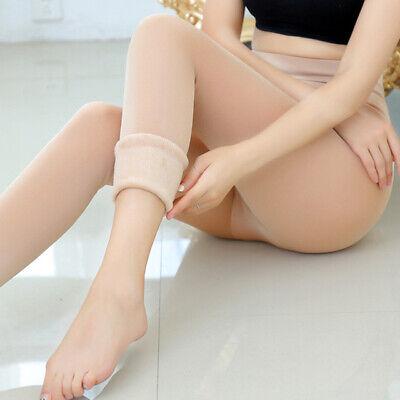 P18 Womens Black Thermal Fleece Lined Luxury Elasticated Leggings