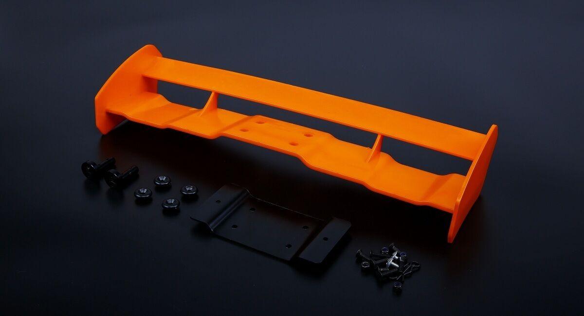 Rear Tail Wing For 1 5 HPI ROVAN KM BAJA 5B orange