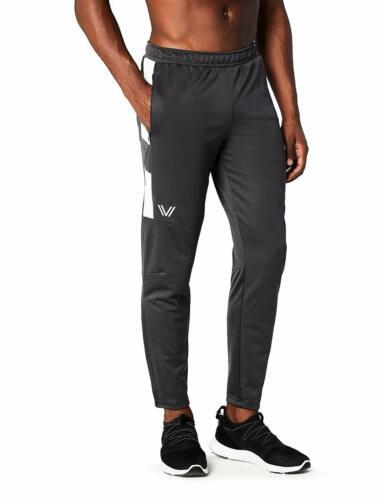 Amazon Brand Peak Velocity Men/'s Trackster Athletic-Fit Pant