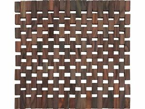 Creative-Tops-Dark-Slatted-Wood-Pack-Of-2-Placemats