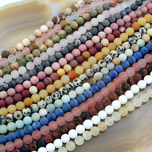 Wholesale-Matte-Natural-Gemstone-Frosted-Round-Loose-Beads-Diy-Jewelry-Design