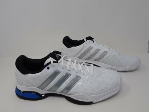 H49 blu Tennis Club Nuovo Sz 13 bianco Barricade da Af6780 uomo argento Adidas 8Hnwqnx7