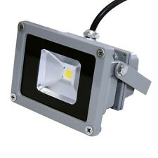 10W LED Flood Light FOCUS PURE COOL WHITE AC Waterproof Outdoor Lowest Price!