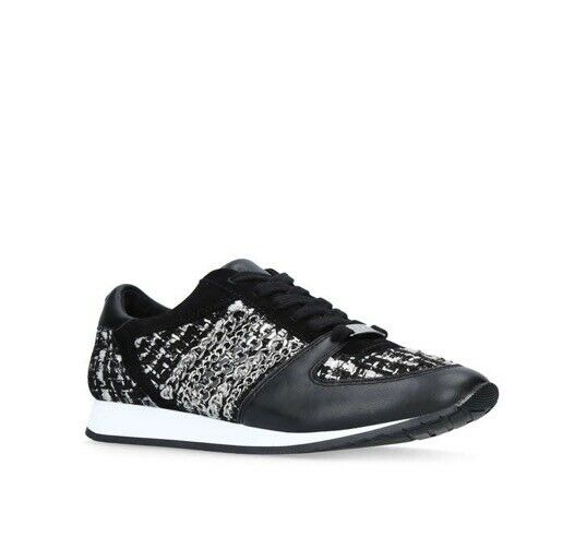 BNWT Carvela Kurt Geiger Black Lake Trainers Size 3 - 8UK