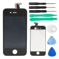 LCD Touch Screen Digitizer Glass Assembly Replacement for iPhone 4G AT&T GSM Ver
