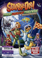 Scooby-Doo: Moon Monster Madness (DVD, 2015)