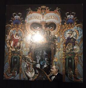 Michael-Jackson-Dangerous-2-LP-12-33T-Vinyle-Rare-Pochette-Ouvrante-1991