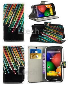 Shooting-Star-Design-Printed-Pattern-Wallet-Book-Phone-Case-Various-Models