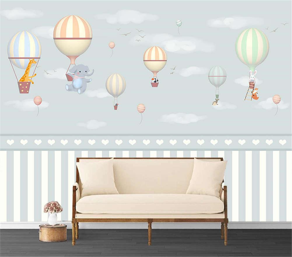Fantasy Of Tale World 3D Full Wall Mural Photo Wallpaper Print Home Kids Decor