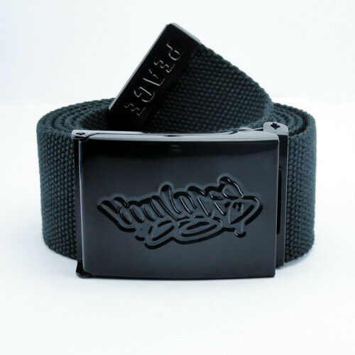 BBoy Laces Canvas Belt Quality Graffiti Strong Skate Military Bottle Opener!