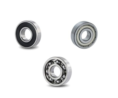 C3 NSK Bearing 6000-6314 Series ZZ 2RS Open NEW