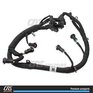 image is loading fuel-injector-wiring-harness-for-03-07-ford-