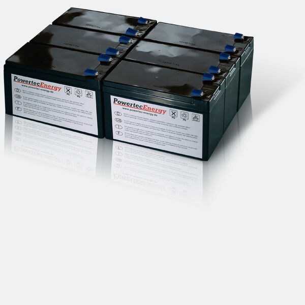 100% Kwaliteit Eaton Ex Bat 1500va Exb Usv Akku Batterie