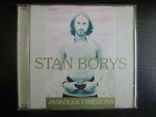 """STAN BORYS  ( BLACKOUT,BIZONY) """"JASKÓŁKA UWIĘZIONA"""" PNCD 723."""