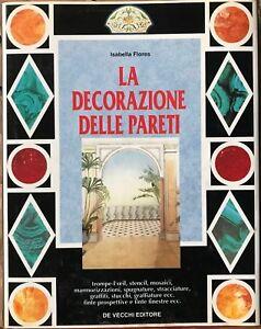 LIBRO-LA-DECORAZIONE-DELLE-PARETI-DI-ISABELLA-FLORES-ANNO-DI-PUBBLICAZIONE-1995