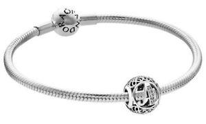 PANDORA-Starterset-Armband-Buchstaben-A-bis-Z-590728-7918XX