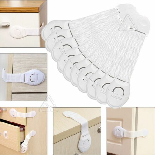 Child Kids Baby Safety Cabinet Drawer Anti Lock Pet Proof