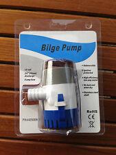 Pompe de cale 550 12V 35 L/min
