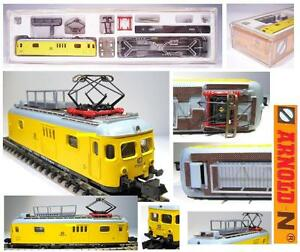 Arnold-4646-kit-locomotive-Static-br701-DB-Control-Power-Lines-Scale-N