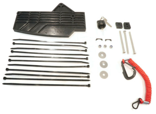 40HP /& Up Remote Control fits 1993 /& Higher Mercury Mount Outboard with 8 Pins