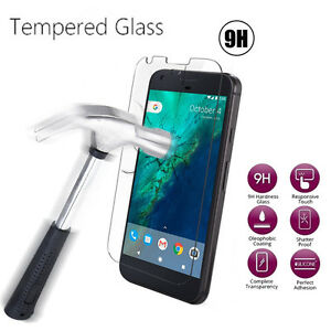100-Genuine-Tempered-Glass-Screen-Protector-for-Google-Pixel-XL-Phone-NEW