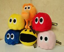 Pixels-Movie-Pac-man-Stuffed-Toy-Doll-Plush-Toys SET 6PCS