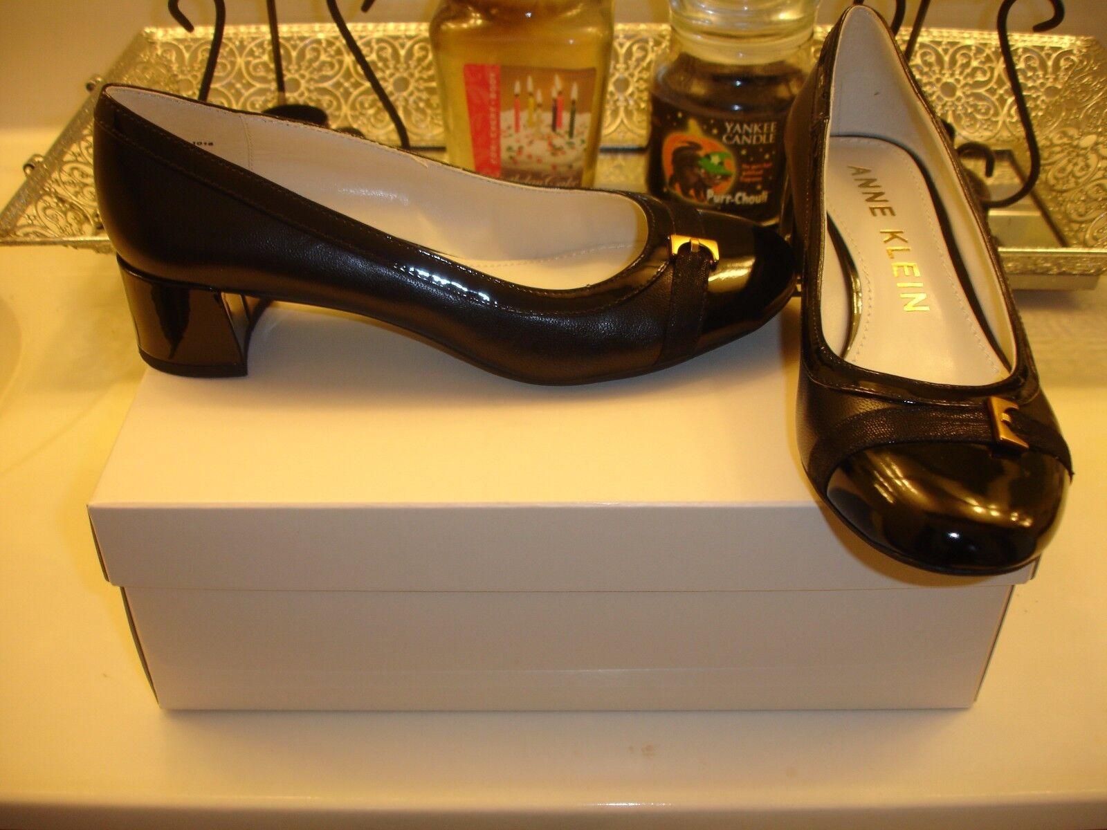 anne klein histina styllish conservateur de cuir 6,5 noir 6,5 cuir 7 90 qualit 89ba7a