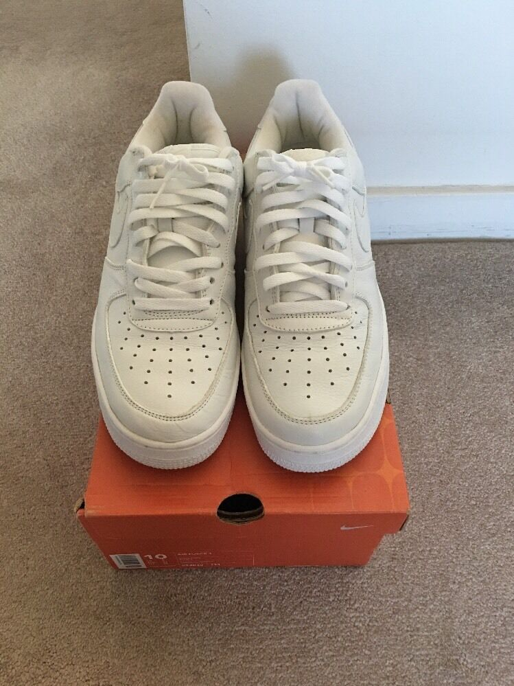 Nike Air Force 1 Low White Size 10