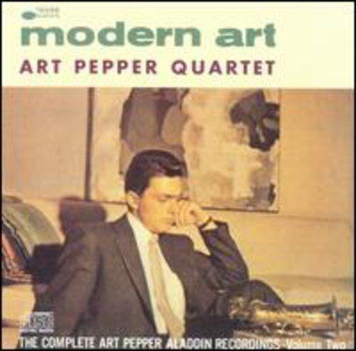 Art Pepper - Modern Art [New CD] Manufactured On Demand